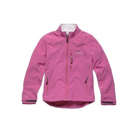 Breaker Softshell Jacket Women, Gr. S, Pink