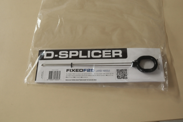 D-Splicer Fixed F-25 Large Needle