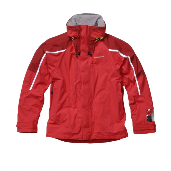 SHOCKWAVE Jacket, Rot